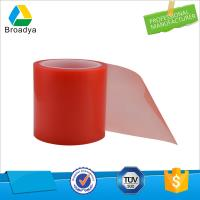 Free sample high quality PET double-sided tape for advertisement