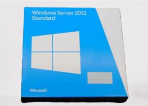 China Full Retail Package Windows Server Operating System Windows Server 2012 Standard on sale