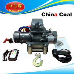 China 12V electric self recovery winch on sale