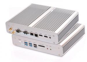 China Intel? Core? i5-4258U dual gigabit NIC fanless mini computer support 4K ultra  HD on sale
