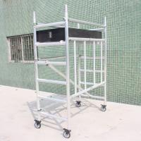 China Aluminum Multifunction Scaffolding Easy Mobile For House Building Quick Release on sale
