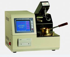 China GD-3536A Automatic Cleveland Open Cup Flash Point Testing Equipment on sale