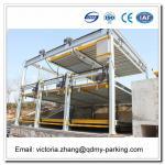 -1+2 (3 Floors) Pit Design Puzzle Parking System Smart Card Parking Equipment
