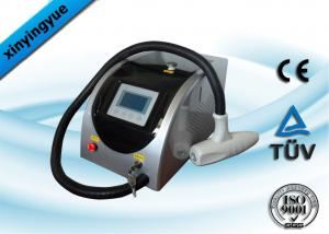China Portable Q Switch Laser Tattoo Removal Machine With Touch?LCD?Display on sale