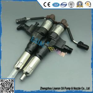 China Hino fuel denso injector 095000-6351, fuel injector denso 0950006351, fuel injector assembly 095000 6351 on sale