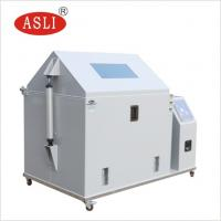 China Lab Astm B117 Salt Spray Corrosion Resisting Testing Chamber For Accelerated Aging Test on sale