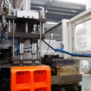 China HTSII - 5L High Speed Auto Extrusion Blow Molding Machine , Hdpe Blowing Machine on sale