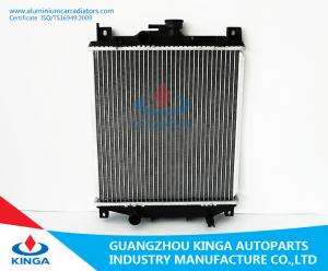 China SUZUKI Aluminium Car Radiators for 1991 SWIFT 1.0i/ 1.3i MT Radiator fan OEM 17700-80E00 on sale