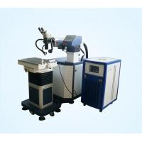 YAG Type Automatic Spot Laser Welding Machine With Microscope CCD