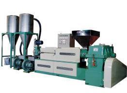 China PVC Plastic Pellet Making Machine on sale