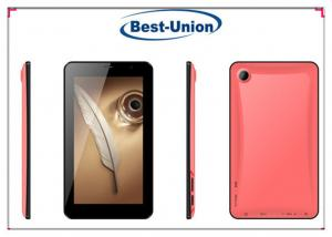 China Yellow , Blue, Pink Ladies 6.5 Inch Android tablet PC with 2.0 Mega pixels Camera on sale