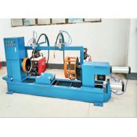 Manual Loading - Unloading CNC Metal Spinning Lathe Steel Bottle Seam Welding