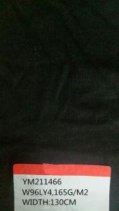 China single sersey wool knitting fabric on sale