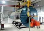 Forced Gas Boiler Hot Water Heater 2.1MW Fire Gasonline Hot Water Boiler