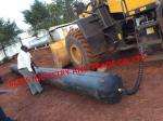 Culvert Construction inflatable Rubber Baloons 600mm X10M, inflatable rubber balloon exported to Kenya, Nigeria
