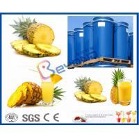 China CE Pineapple Juice Extractor / Pineapple Processing Plant For NFC Pineapple Juice Processing on sale