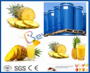 China CE Pineapple Juice Extractor / Pineapple Processing Plant For NFC Pineapple Juice Processing on sale