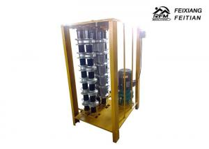 China Single Hydraulic Arch Color Steel Roll Forming Machine CE Certification supplier