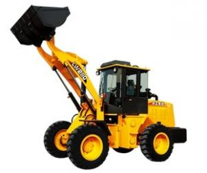 China 1.6 T Environmental Care LW280 Mini Loader ,XCMG Earthmoving Machinery on sale
