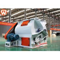 China Small Rabbit Pellet Production Equipment , Oil Addition System Feed Pellet Plant on sale