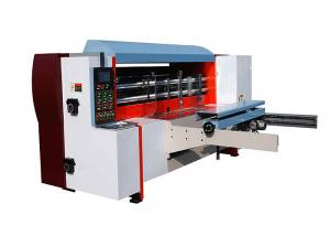 China Auto Lead Edge Feeding Rotary Die Cutting Machine For Corrugated Paperboard Box on sale