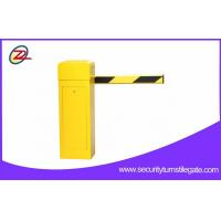 China Outdoor Automatic Boom Vehicle Barrier Gate , Gate Arms Barrier Gates on sale