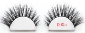 China Luxury mink fur eyelashes in bulk on sale