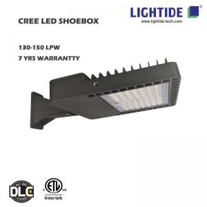 China DLC premium CREE LED Shoebox Area Lights, 320W, CE/ROHS, 7 Years Warranty on sale