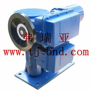 China electric butterfly valve actuator , 2500Nm electric actuator valve B+RS250 on sale