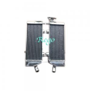 China Aluminum Automobiles Motorcycles Radiator For KTM SXF450 With OEM Standard Size supplier