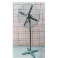 China 160 W Electric Stand Fan , Industrial Pedestal Fan With 4 Aluminum Blades on sale