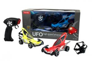 China Amazing Remote Control Car with UFO,2 IN 1 Group,2 in 1 New Remote Control Flying UFO Car RC Car on sale