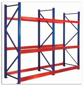 China 3T Per Layer Heavy Duty Industrial Shelving , Metal Garage Storage Shelves on sale