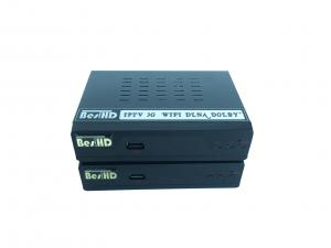 China Promotional Multifunction Best HD Satellite Receiver DVB S2 IPTV Box on sale