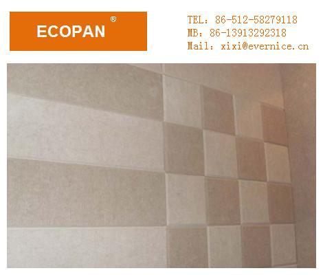 Lightweight Acoustical Decorative Fabric Wrapped Wall Panels For ...