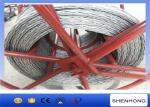 High Strength Anti Twist Wire Rope 20 mm for Transmission Line Stringing