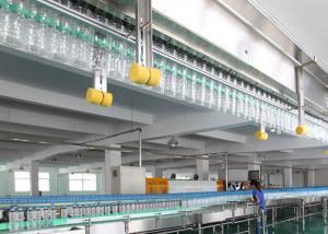China SPC Air Conveyor Automated Conveyor Systems Adjustable 10m/min - 20m/min on sale