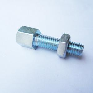 China Stainless steel hexagon bolts and nusts assembly, Bolt and Nut Manufacturing on sale
