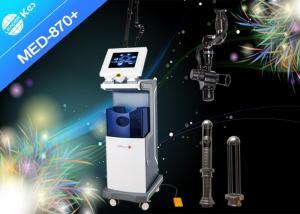 China 40w Fractional Co2 Laser Machine Lightweight 10.64um Wavelength on sale