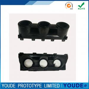 China Quick Turn Low Volume Prototyping Silicone Mold Vacuum Casting ABS Plastic Parts on sale