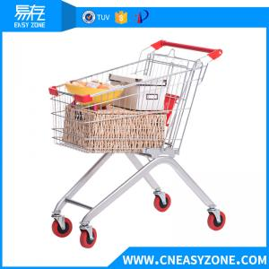 China European-style supermarket shopping cart on sale