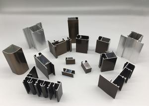 China Tanzania Polished T Slot Aluminium Profile Standard Aluminium Extrusions on sale