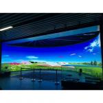 P2.5mm Flat Screen Advertising Display Large Imaging Angle High Definition