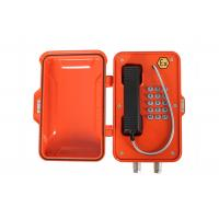 Industrial  Outdoor Weatherproof Telephone Anti - Explosion Customized Color