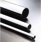 Tubulações de aço redondas do preto de grande resistência da qualidade