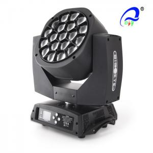 China Stage Lighting Equipment LED Beam Moving Head Light Bee Eyes Moving Head Dj Lights on sale