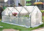Factory price 150cm L grow tent garden greenhouse for flower succulent plants