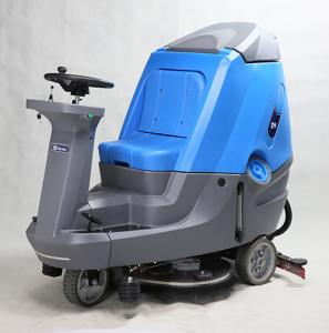 China Floor Scrubber Dryer Machine For Commercial Space Too Large For Simple Mop on sale