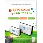 12V 24V auto work 50A MPPT solar charge controller with APP monitoring