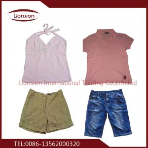 China Beautiful fashion children's dress, used clothing exported to Africa on sale